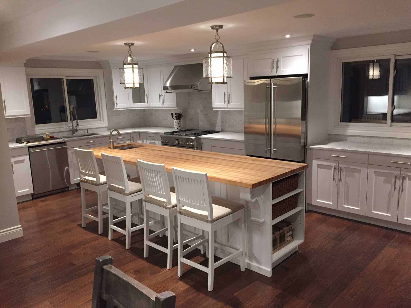 3D Kitchen Designs - Jermyn Lumber Ltd.
