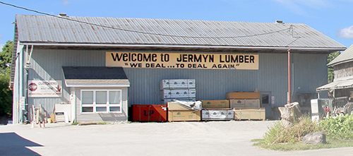 About Jermyn Lumber Ltd