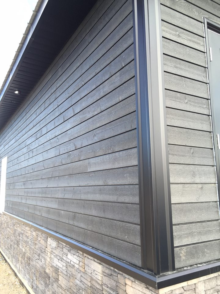 Siding Jermyn Lumber Ltd